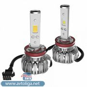 LED H11 2800lm Clearlight