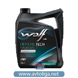 WOLF OFFICIALTECH 5W30 MS-F