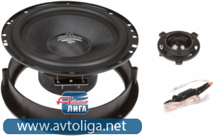 Внешний вид Audio System M 165 Golf VI+VII