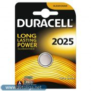 Duracell CR2025/DL2025