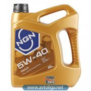 Моторное масло NGN GOLD 5W-40